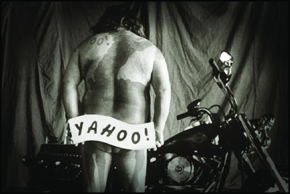 Yahoo Tattoo